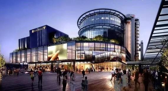 马云投资新加坡全球首家O2O购物中心明年亮相